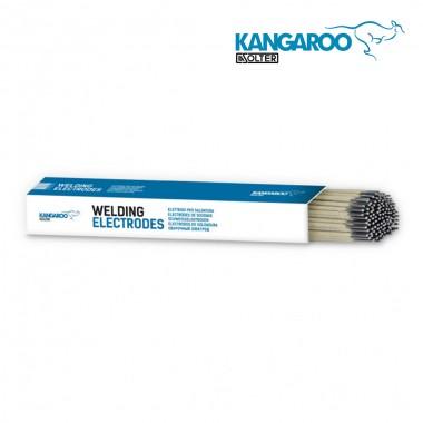 Electrodo rutilo para acero al carbono 2,5mm paquete 5kg (260ud) kangaroo by solter