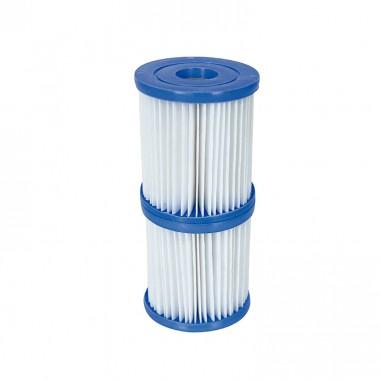 Filtro de cartucho tipo ii para depuradoras 3.028 litros/hora (blister 2 unidades)