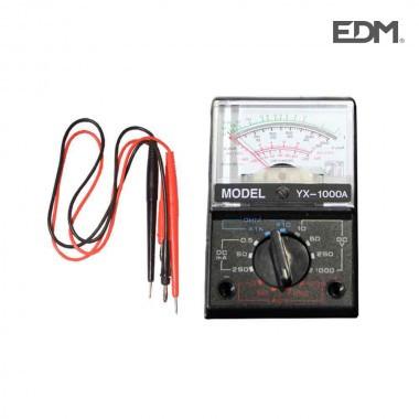 Polimetro analogico ft-7c edm