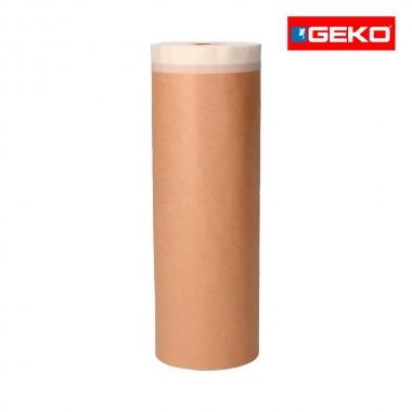 Papel con cinta adhesiva 30cmx20mts
