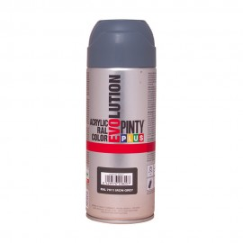 Spray ral 7011 gris hierro 400ml