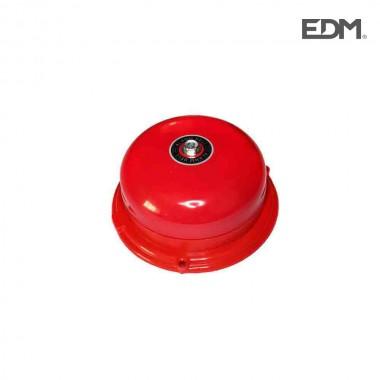 Timbre campana industrial 100 mm. diametro 86db