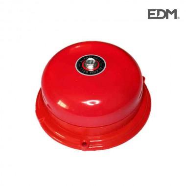 Timbre campana industrial 150 mm. diametro 90db