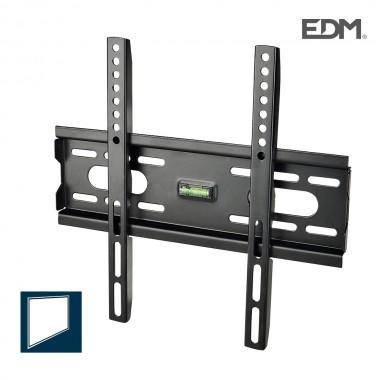Soporte plasma/lcd/led de 15-42 pulgadas 40kg edm con nivel incluido