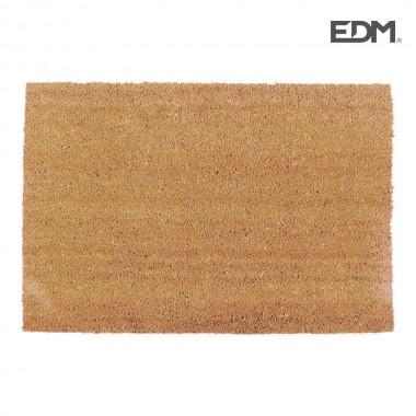 Felpudo umbral fibra coco 40x60cm edm