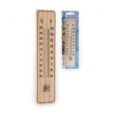 Termometro para interior y exterior