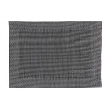 Salvamanteles 35x50cm negro