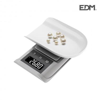 Bascula precision max 200gr edm