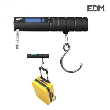 Bascula de viaje max 50kg edm.