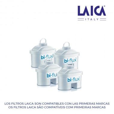 S.of.   kit 3+1 filtros laica biflux f4m2b28t150 f4s/it