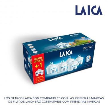 Pack filtros 5+1 laica f6s