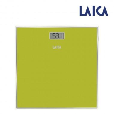 Bascula electronica para baño color verde máx.150kg ps1068e laica