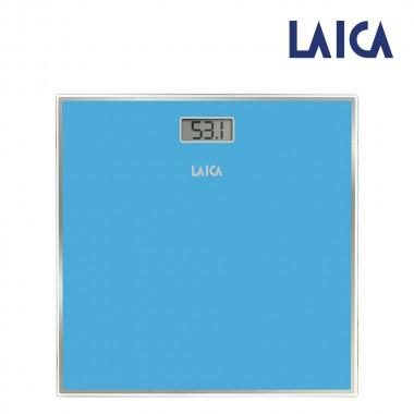Bascula electronica para baño color azul máx.150kg ps1068b laica