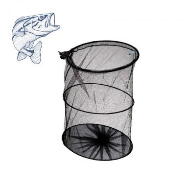 *ult.unidades*  rejoncillo de pesca 45x35cm dos secciones