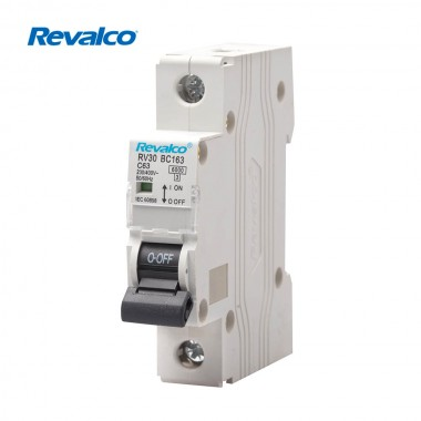 Magnetotermico revalco 1p 6a c 6ka resid/terciario