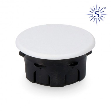 Caja redonda 40x60mm solera