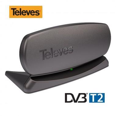 Antena tdt 2 generacion innova boss uhf (c21-48) g 20dbi televes