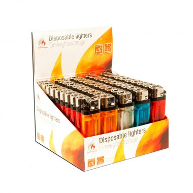 Encendedor standard colores surtidos  euro/u