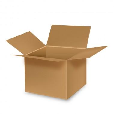 Caja de carton multiusos ideal mudanzas  52x30,5x53cm
