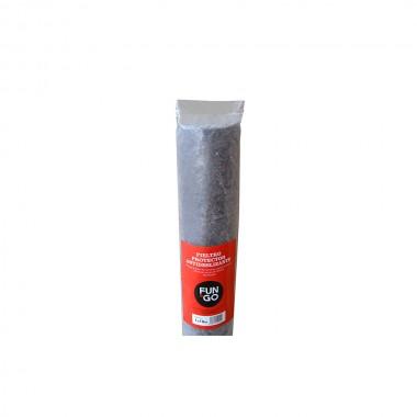 Fieltro protector suelo 200 gr/m² gris 1x10mts