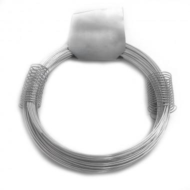 Alambre zincado nº 5 - 1,00mmx27m - 160gr