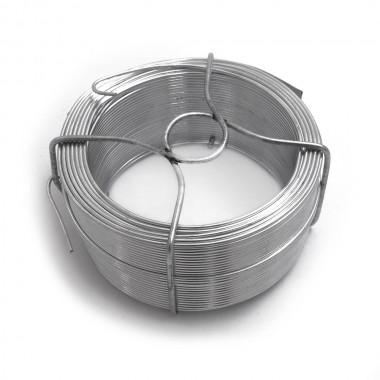 Alambre zincado nº 2 - 0,70mmx100mts - 300gr