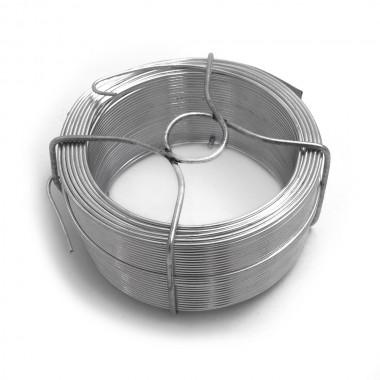 Alambre zincado nº 4 - 0,90mmx50mts - 250gr
