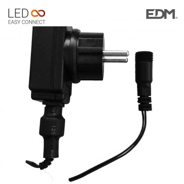 Transformador 8 funciones easy-connect (ip44 interior-exterior) edm