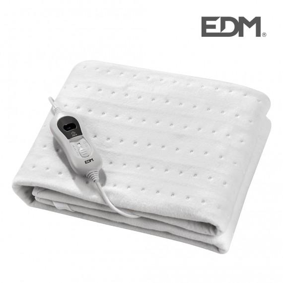 Calienta camas electrico - 60w - 150x80cm - edm