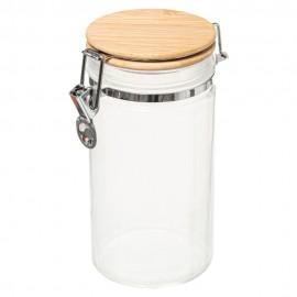 Bote cristal 1lt blanco col.'blanc kitchen'