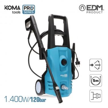 Hidrolimpiadora 1400w 120 bar edm