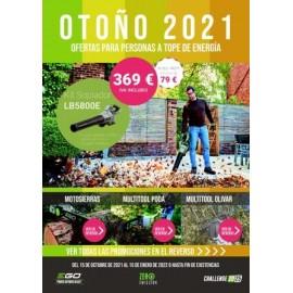 PROMOCIÓN OTOÑO 2021