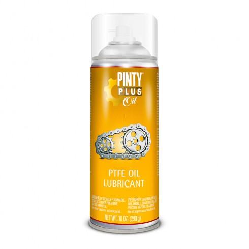 Pintyplus oil aceite lubricante con ptfe spray 520 cc