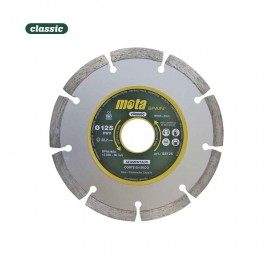 Disco diamantado segment laster 125mm ss125 mota