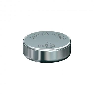 Micro pila boton varta v386