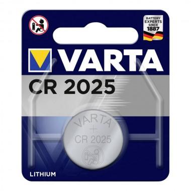 Micropila litio cr2025 3v varta