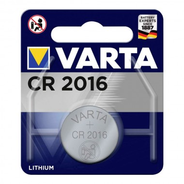 Micropila litio cr2016  3v varta