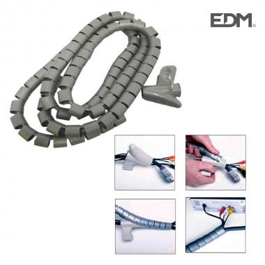 Comecables 2mts / 25mm bolsa polybag edm