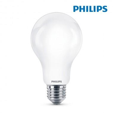Bombilla standard led e27 13w 2.000lm 2.700k luz calida philips