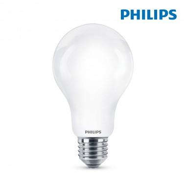 Bombilla standard led e27 13w 2.000lm 6.500k luz fria philips