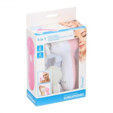 Cepillo facial limpiador grundig