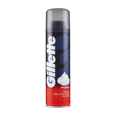 Gillette espuma clasica regular 200ml
