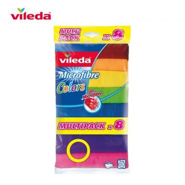 Bayeta microfibra colors 8 166690 vileda