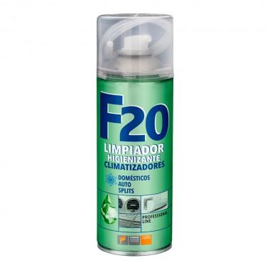 Higienizante para ambiente y climatizadores contra microorganismos de cualquier tipo