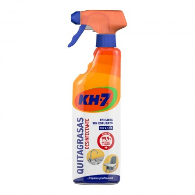 Kh-7 quitagrasas desinfectante 650ml