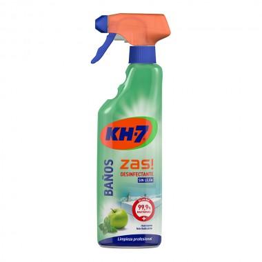Kh-7 baños desifectante pulverizador 750ml