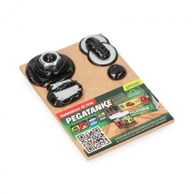 Tabla muestrario pegatanke clasico negro gratis por la compra de 2 unidades 96480
