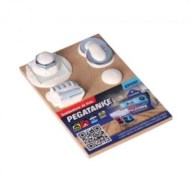 Tabla muestrario pegatanke blanco gratis por la compra de 2 unidades 96481