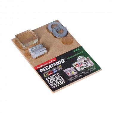 Tabla muestrario pegatanke transparente gratis por la compra de 2 unidades 96482