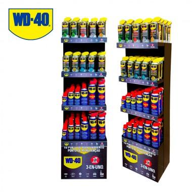 Expositor pequeño wd40 gratis por la compra de 599 euros en productos wd40 m00618